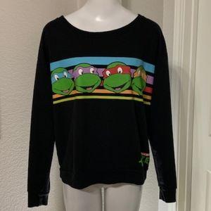 Teenage Mutant Ninja Turtles Sweatshirt Size XL